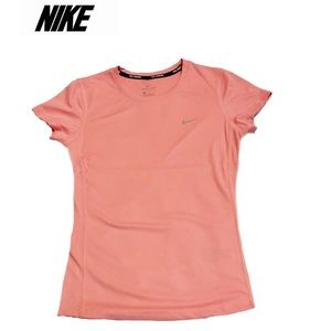 NEW Nike Miler In Electric Peach